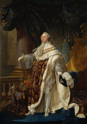 [Translate to English:] Louis XVI, Antoine–François Callet (1741–1823)